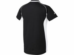 17SS アシックスベースボール(asics/野球) Jr.ベースボールシャツ(ジュニア) BAD20J-9001