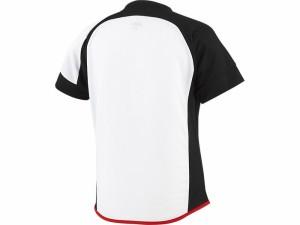 17SS アシックスベースボール(asics/野球) WSソフトボールシャツ(半袖)(レディース) BAD300-0190