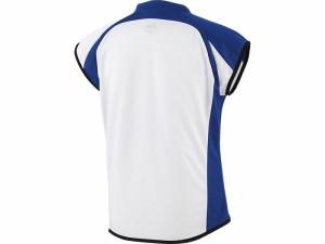 アシックスベースボール(asics/野球) WSソフトボールシャツ(フレンチスリーブ)(レディース) BAD301-0143