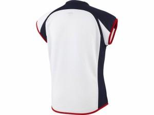 アシックスベースボール(asics/野球) WSソフトボールシャツ(フレンチスリーブ)(レディース) BAD301-0150