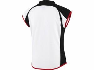 17SS アシックスベースボール(asics/野球) WSソフトボールシャツ(フレンチスリーブ)(レディース) BAD301-0190