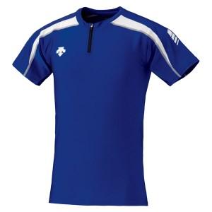 DESCENT(デサント)Track Shirt(トラックシャツ) DRN5102-RYWH