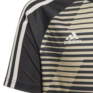 アディダス(adidas) KIDS TANGO CAGE グラフィックトレーニングジャージー サッカー EKC94-CV9911 ジュニア