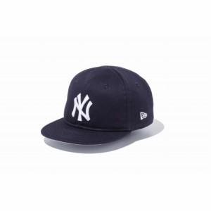 ニューエラ(NEW ERA) Kid's My 1st 9FIFTY ニューヨーク・ヤンキース ネイビー × ホワイト 11433917