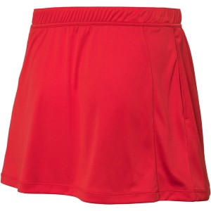 ルコック(le coq sportif) ゲームスコート テニス ゲームシャツ・パンツ QTWLJE30ZZ-RED