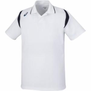 アシックス(asics) ポロシャツ (ユニセックス) (XA6184-0150) /16年春夏