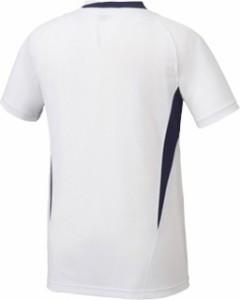 アシックス(asics)ゲームシャツHS (メンズ) ( XS1143-0150 )