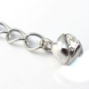 【送料無料】ダイアモンド・アジャスター・10金・6cm・チェーン・アジャスターチェーン