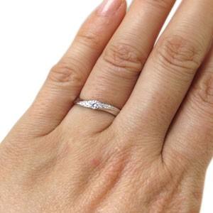 【送料無料】4月誕生石・K10・ダイヤモンド・リング・指輪