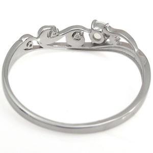 【送料無料】オパール リング アラベスク K18 唐草 指輪 レディース リング