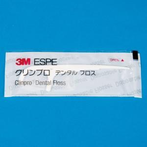 3M クリンプロ デンタルフロス(個装タイプ) 1袋(32本入)【MB】