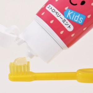お子様の虫歯予防に Ciチャイルドケア 2本組(アップルミント1本・ストロベリーミント1本)(70g/本)