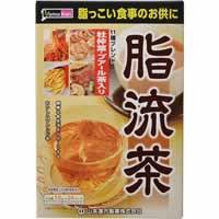 【山本漢方 脂流茶 10g×24包】