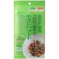 【ペッツルート クロレラ・野菜入りやさしいフード ライト 100g】