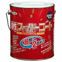 【アサヒペン 油性スーパーコート ブラングレー 1.6L】