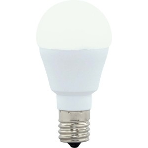 LED電球 E17 全方向タイプ 40形相当 LDA4N・L-G-E17/W-4T52P 昼白色・電球色 4個セット アイリスオーヤマ