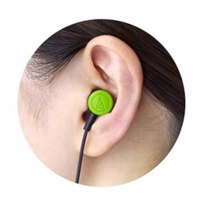 インナーイヤーヘッドホン ATH-CKL220イヤホン インナーイヤー型 耳栓型 ヘッドホン ダイナミック型 高音質 カラフル オーディオテクニカ