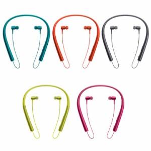 ワイヤレスステレオヘッドセット h.ear in Wireless(MDR-EX750BT) イヤホン 密閉型 ヘッドホン ダイナミック型 音楽 オーディオ SONY