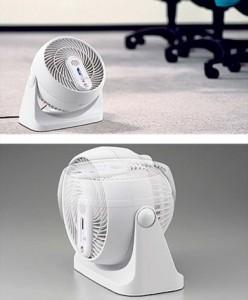 マイナスイオン発生サーキュレーター ホワイト KJ-4782Wサーキュレーター マイナスイオン 空気循環 贈り物 エアコン TWINBIRD 【DC】 ツ