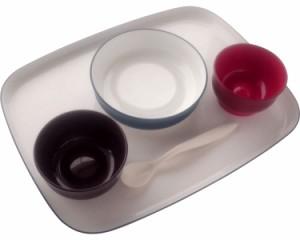 五感で楽しむ自立支援食器IROHA/iroha02 基本セット 【大成樹脂工業】【介護用品】【介護 食器セット】