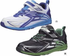 子供用シューズ スニーカー 瞬足 JJ-299 SJJ2990 アキレスキッズシューズ 靴 シューズ メッシュ 歩きやすい 走りやすい 左右非対称ソール