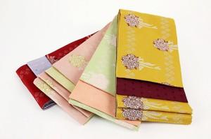 【訳あり/小袋帯】女浴衣帯 ゆかた 洗える 半巾帯 半幅帯 浴衣から袴下帯まで使えます。女物 リバーシブル 両面