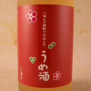 お中元 ギフト 八海山(はっかいさん) 焼酎で仕込んだうめ酒 1800ml 6本 新潟県 八海山 リキュール梅酒
