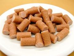 ワイエスワン デリシャスデュオ プレミア お米で仕上げた馬肉 100g (犬用おやつ)