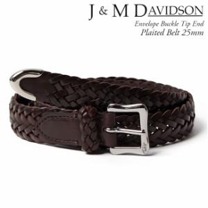 ジェイアンドエムデヴィッドソン J&M Davidson ENVELOPE BUCKLE TIP END 25MM 47461-5001 HAVANA/6500