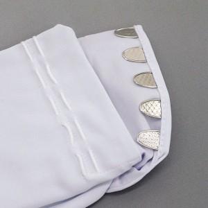 新品 未使用 展示品 足袋 着物 小物 有職 五枚コハゼ 特級仕立 四季用 Sサイズ 21cm~22cm 和服 和装 レディース 【中古】和服