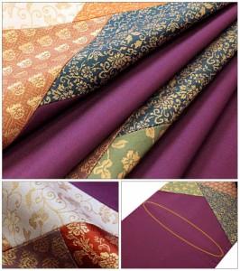 袋帯 着物 きもの 正絹 和服 和装 レディース 【中古】和服