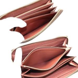 ルイ ヴィトン 財布 モノグラム ローズ ジッピー ウォレット ラウンドファスナー 長財布 ピンク M93759 レディース 【中古】ブランド