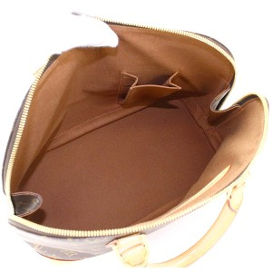 ヴィトン バッグ LOUIS VUITTON モノグラム アルマ ハンド バッグ キャンバス ブラウン 茶 レディース 【中古】ブランド