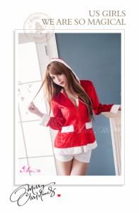 コスプレ サンタ パンツ サンタコス 長袖 安い 即日 クリスマス コスチューム 衣装 セクシー サンタクロース パーティー サンタコスプレ