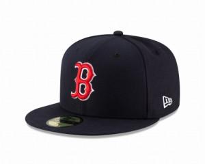 New Era ニューエラ 送料無料 59FIFTY MLB On-Field ボストン・レッドソックス ゲーム