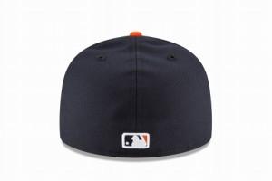 ニューエラ NEWERA 59FIFTY MLB オンフィールド デトロイト・タイガース ロード