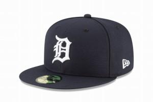 ニューエラ NEWERA 59FIFTY MLB オンフィールド デトロイト・タイガース ホーム