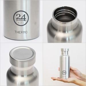 マグボトル 24BOTTLES Thermo Bottle サーモボトル 500ml 水筒 タンブラー ボトル 保冷 保温 ステンレス