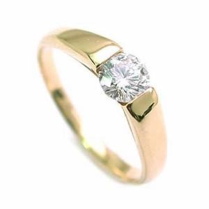 ダイヤモンド 指輪 ゴールド リング ダイヤ デザイン リング レディース 婚約指輪 エンゲージリング 0.35ct