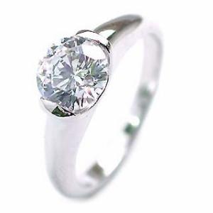 (Brand アニーベル) Pt ダイヤモンドデザインリング(婚約指輪・エンゲージリング)
