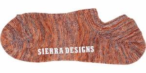 シェラデザインズ 靴下 sierra designs (131-1027) ソックス 裏編み麻MIX くるぶし アンクル丈 3足セット