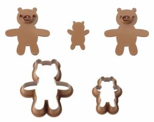 貝印 クッキー型 だっこ くま COOKPADコラボ