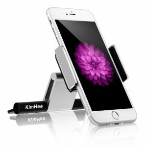 KimHee CDスロット取付型車載ホルダー カーマウントホルダー iPhone/スマホ/GPS などデバイス に対応