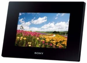 SONY デジタルフォトフレーム D720 ブラック DPF-D720/B
