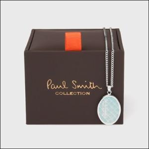 ポールスミス ポール・スミス PAUL SMITH COLLECTION エポタイル ネックレス ブルー