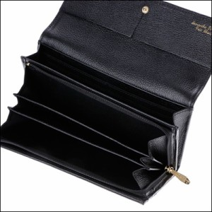 サマンサタバサ プチチョイス ベア BEAR かぶせ長財布 ブラック