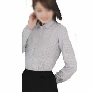 事務服・制服・オフィスウェア  ユニレディ H81181 ブラウス 5号〜15号