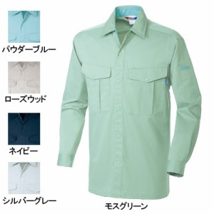 作業服・作業着 桑和(SOWA) 4115 長袖シャツ 4L