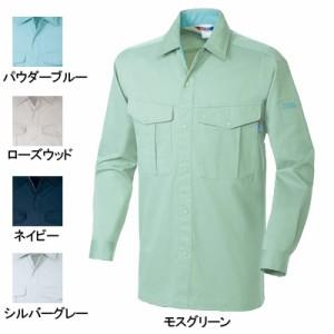 作業服・作業着 桑和(SOWA) 4115 長袖シャツ 6L
