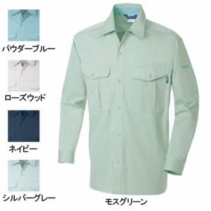 作業服・作業着 桑和(SOWA) 4225 エコ長袖シャツ 5L
